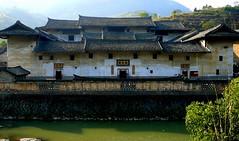 Zhencheng lou, Liulian,China (ArnisD) Tags: china house building architecture earth traditional fujian hakka roundhouse tulou earthern yongding liulian