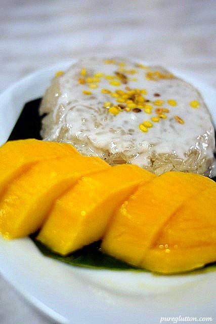 mango pulut1