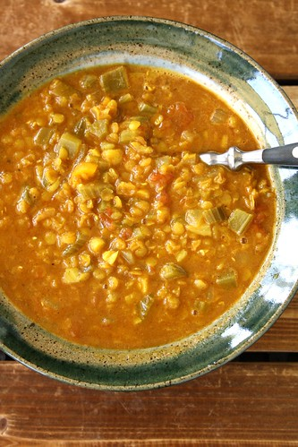 Mairlyn Smith's Red Lentil Soup
