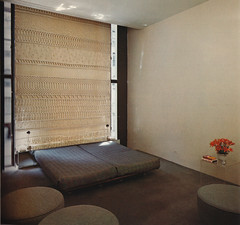 House by Paul Rudolph (ouno design) Tags: japanese book design bedroom 60s modernism 70s textiles minimalism weaving minimalist macrame insidetodayshome rayfaulkner sarahfaulkner