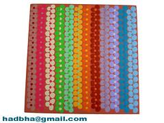 Bolas (Minhas Crias) Tags: artesanato bolas mdf trabalhosmanuais portatreco pinturaamão coresdegradê