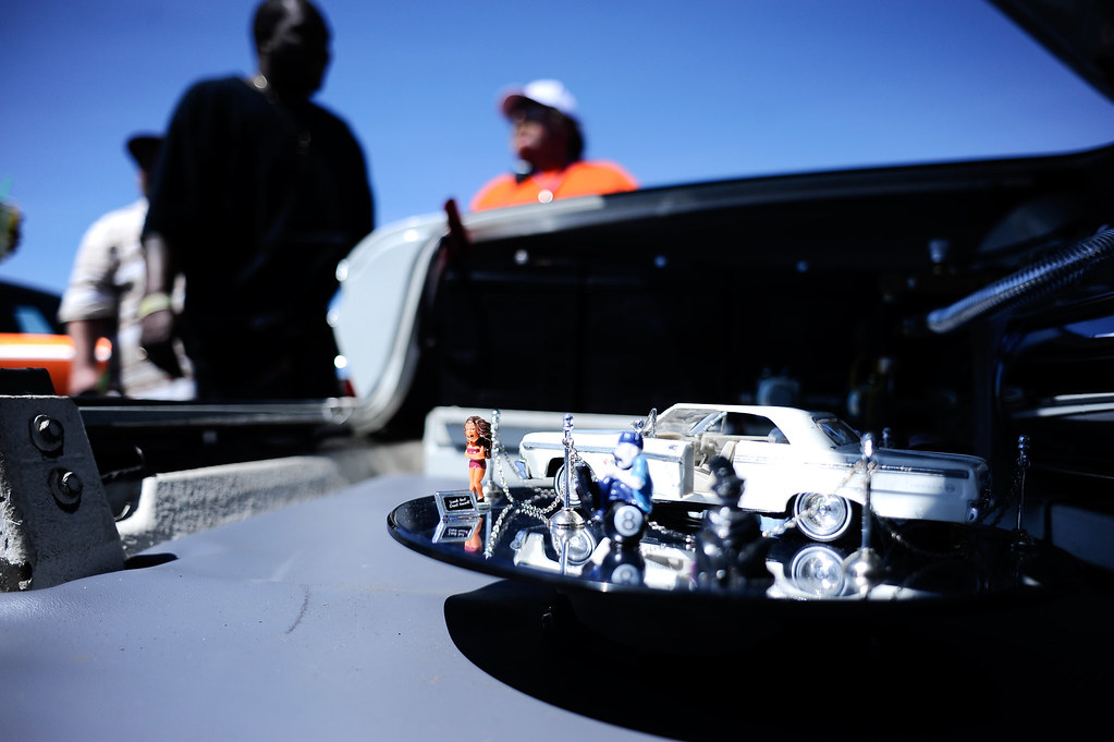 car show trunk