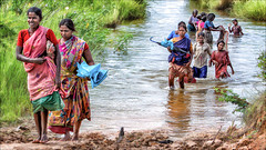 Returning from the paddy fields (Henk oochappan) Tags: travel madurai countryside amur oochappan img2652 dravidian canon eos tamil women woman tamilnadu southindia india indianphotography canon50d indianlady tamilwoman tamilwomen indianwomen tamillifeculture amoor