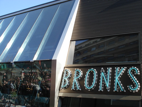 Bronks reflectie