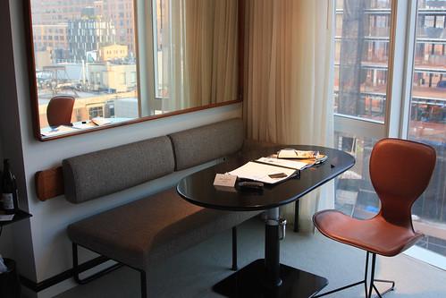 Standard Hotel - room