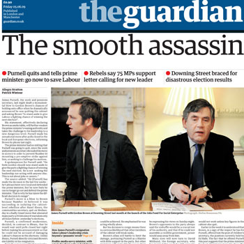 Guardian Friday 4 6 2009