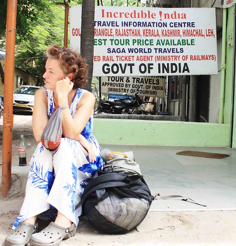 Incredible India? My Foot!