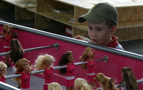 Barbie-Ball