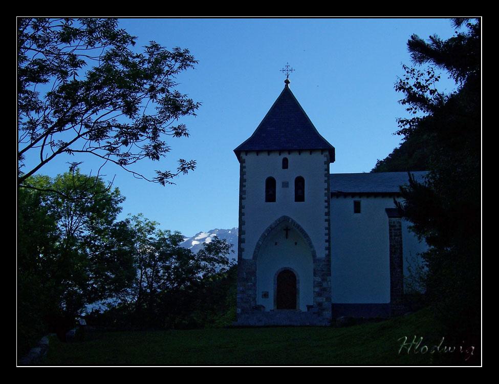 Ermita de Santa Elena (Valle de Tena)