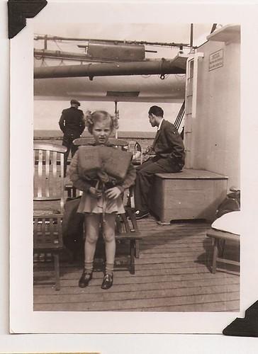 MEW-on board ship
