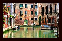Venice ~ surroundend by water (Adrinne -slowly back on track-) Tags: venice picnik veneti theworldwelivein explored adrinne addyvanrooij waterenvirons dankjewelnolda