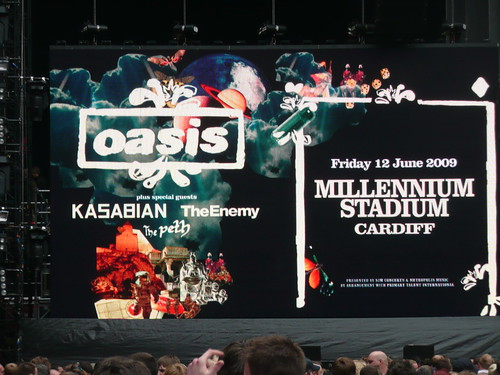 Oasis plus guests © gasheaduk