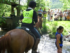 Man vs Horse Race 2009