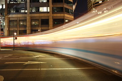 Trolley Madness (San Diego Shooter) Tags: sandiegotrolley trolley sandiego downtownsandiegotrolley downtownsandiego challengeyouwinner youvsthebest thepinnaclehof desktopwallpaper california wallpaper sandiegodesktopwallpaper uncool cool cool2 cool3 cool4 ydkib cool5 cool6 cool7 iceboxcool longexposure
