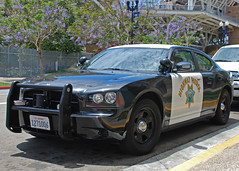 CHP Charger (So Cal Metro) Tags: california cops sandiego police cop policecar chp dodge charger interceptor copcar highwaypatrol
