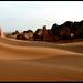 -Dunes versus pyramids-