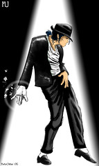 Michael Jackson by maestro efectivo (Marvel DPS) Tags: michael king pop jackson the deviantartcom of 19582009