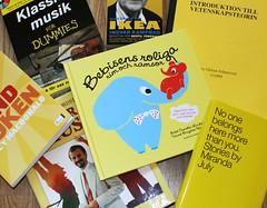 Gula böcker