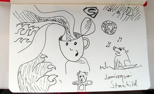 sketch-starchild