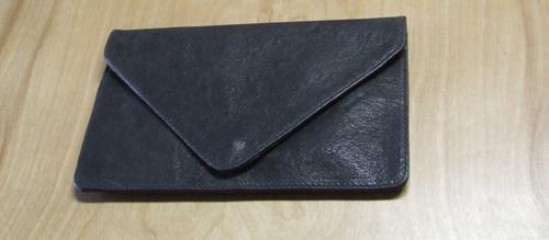 Jessica Jensen envelope clutch