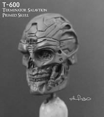 Terminator Salvation T-600 Figure WIP 16 (sith_fire30) Tags: movie skull action machine figure terminator custom salvation mcfarlane neca skynet t600 t800 endoskeleton