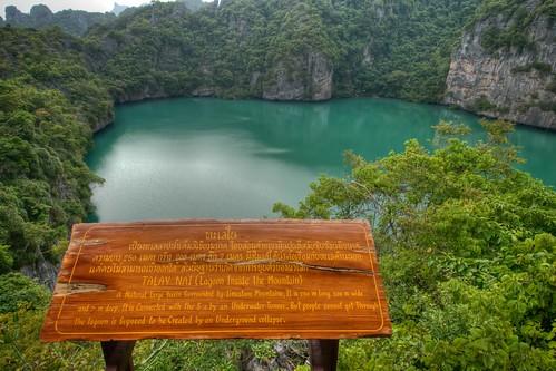 Talay Nai Lagoon