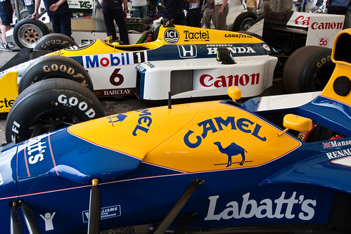 williams renault fw14b. Williams-Renault FW14B