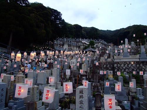 Cementerio en Kioto class=