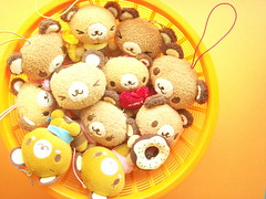 Kawaii Tenorikuma Mini Mascot Ornament Plush Doll Collectibles (Kawaii Japan) Tags: bear brown anime cute smile animals japan asian toy happy japanese stuffed doll pretty little character small mini charm plush sanrio mascot collection ornament tiny kawaii plushie strap charming collectibles bagcharm animecharacter cawaii tenorikuma kawaiishopping kawaiijapan kawaiishop kawaiishopjapan