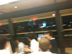 Yakata-bune from Shinagawa (digitalbear) Tags: apple japan tokyo shinagawa 3gs iphone yakatabune funasei