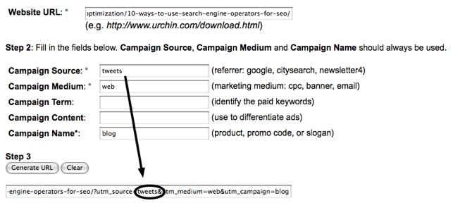 google url tool
