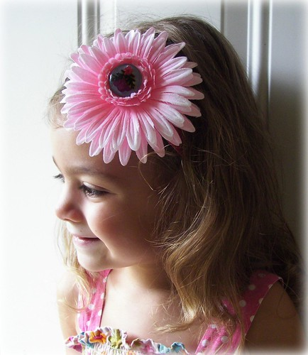 pinkflower headband2