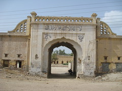 Sarai next to Shrine of Khawaja Noor Muhammad Maharvi (@mmar) Tags: pakistan shrine tomb punjab noor muhammad sarai khawaja bahawalpur chishtian bahawalpurtrip maharvi
