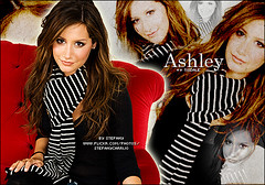 Blend - Ashley Tisdale (stefanycarrijo) Tags: photoshop ashley blend tisdale
