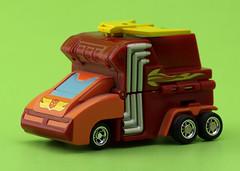 ChoroQ Rodimus Vehicle
