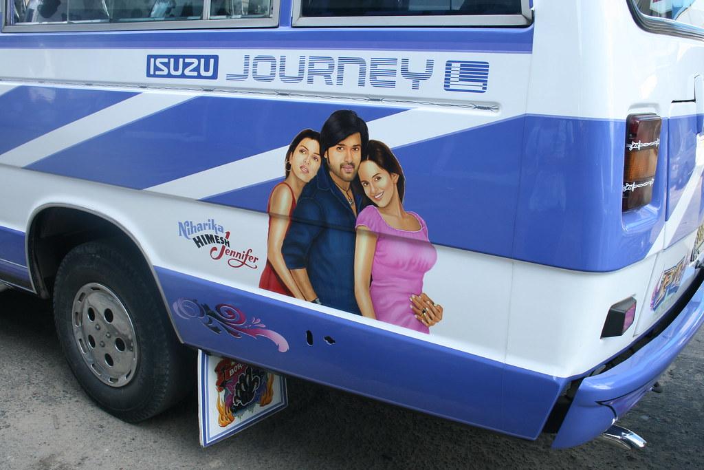Bollywood maxi