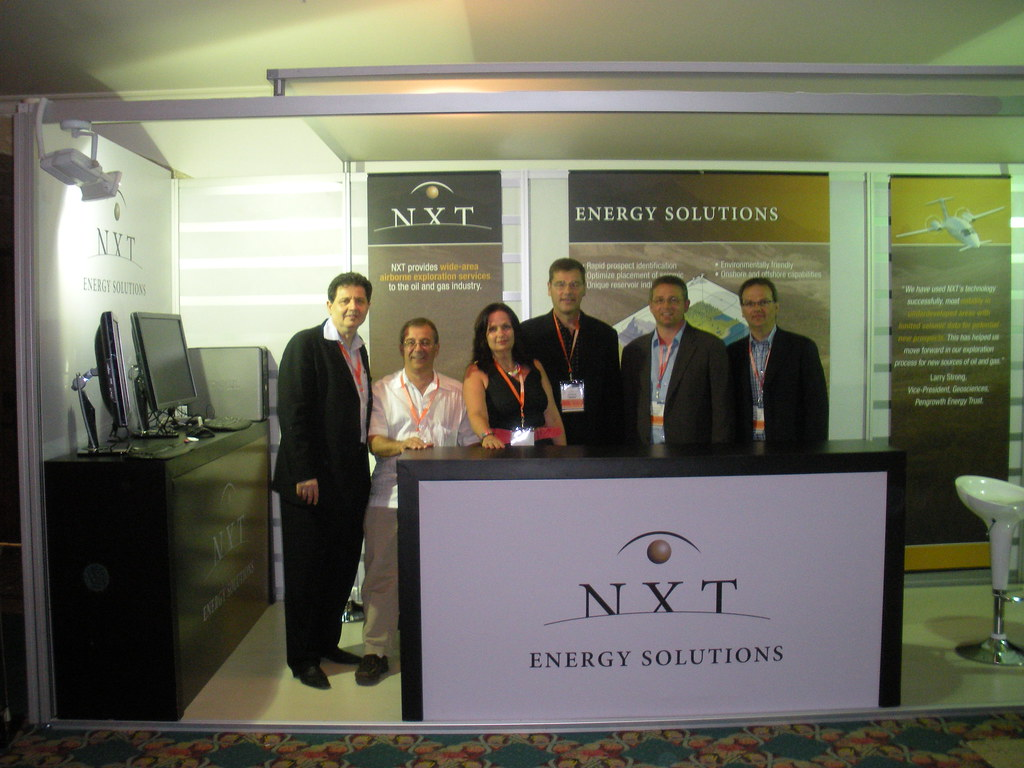 NXT Management at Cartagena, Colombia Oil Conference