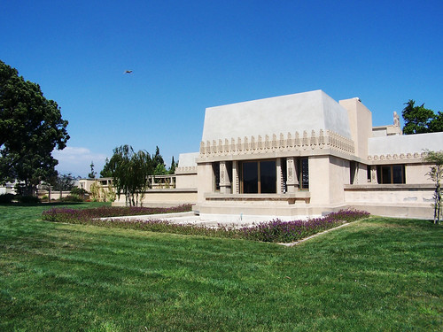 Barnsdall Hollyhock House