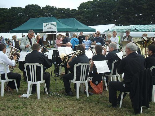 The Accidentals brass band