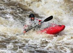 Liffey Descent 2009 #96 (turgidson) Tags: ireland macro sport race canon river eos boat kayak marathon descent canoe liffey telephoto sp kayaking di if canoeing dslr tamron 70200 2009 f28 ld weir kildare 50club 40d straffan img6896 tamronspaf70200mmf28dildifmacro canon40d af70200mm liffeydescent2009 straffanweir