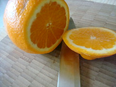 Slice the Orange...