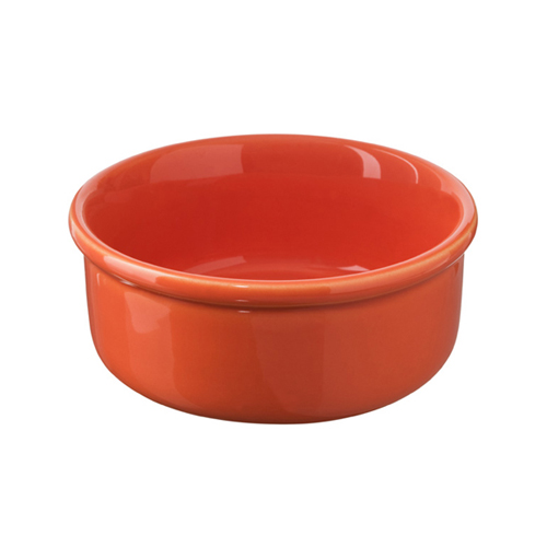 Small Pot - Orange (no lid empty)