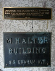 Halter Building