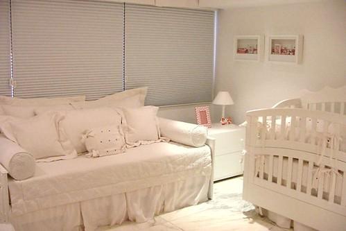 decoração do quartinho do bebe