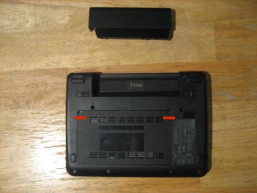 2  - Remove Battery
