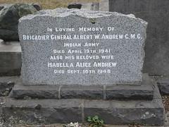 Brigadier General Albert W ANDREW C.M.G.