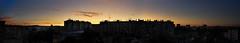 Sunset (M.Jerka) Tags: pink sunset sky panorama paris building rose nikon sigma ciel epson hdr immeuble lense panoramique couchdesoleil montrouge 2870mm autopano d90 lenseparty