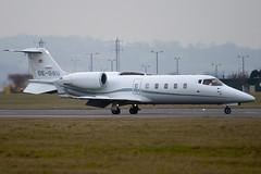 OE-GSU - Private - Learjet 60 - Luton - 090130 - Steven Gray - IMG_7705