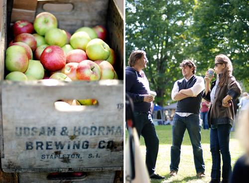 Harvest blog 1