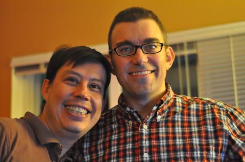 Raul and Derek